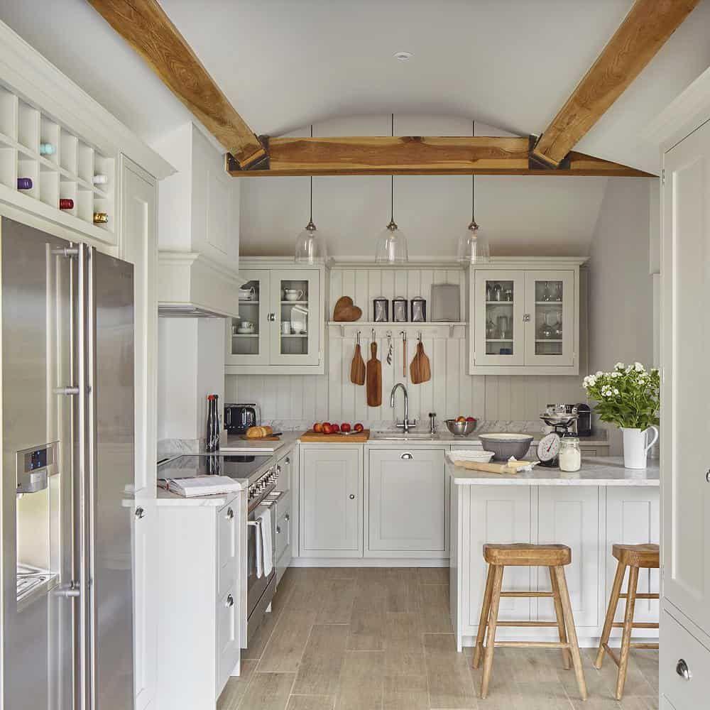 Small Kitchen Ideas 2021 Top 13 Ultra Organizing Space Solution Tiny Kitchen Design Kitchen Design Small Kitchen Layout