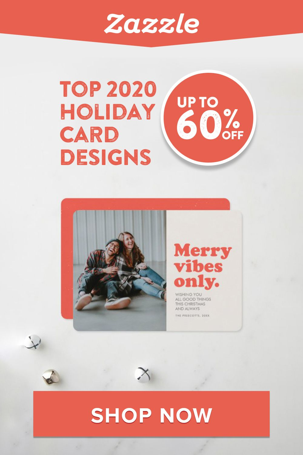 This year, support independent designers and find your perfect holiday card on Zazzle. Check out our editors' top picks for this year.We've got thousands of designs to choose from, including themes for newlyweds, a new baby, funny, pets, Disney and more. Browse by style, theme, or number of photos.