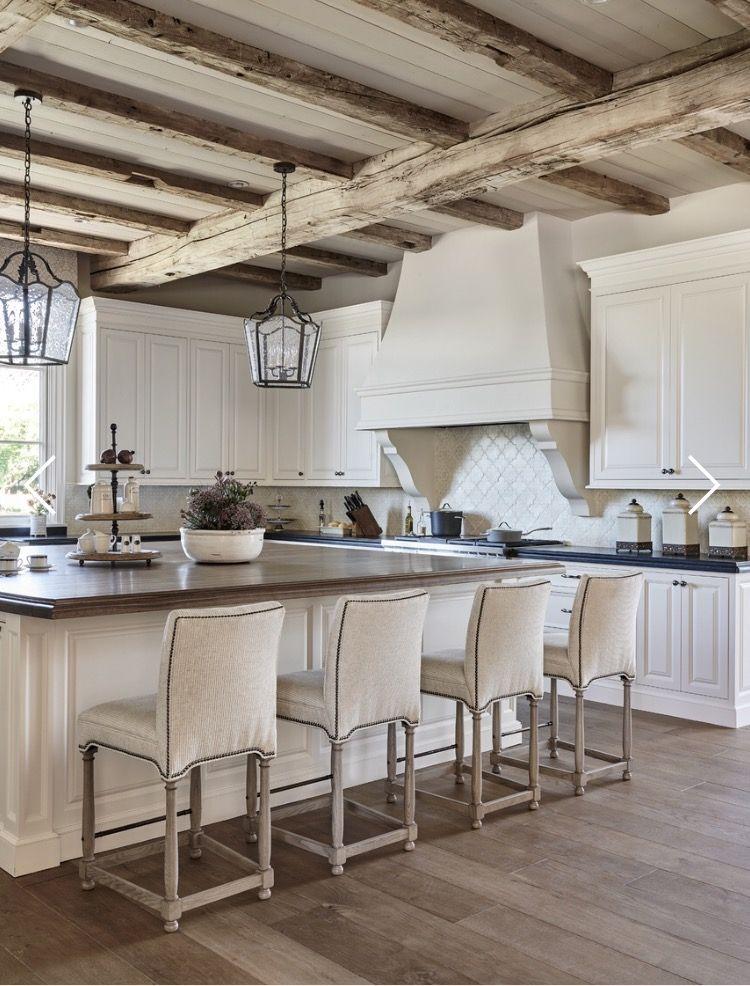Backsplash & cabinet design | Kitchen Ideas | Pinterest | Isla ...