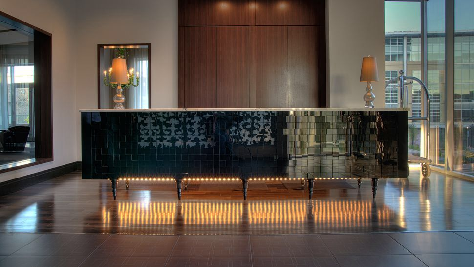 Luxury Hotel In Houston, Hotel Sorella