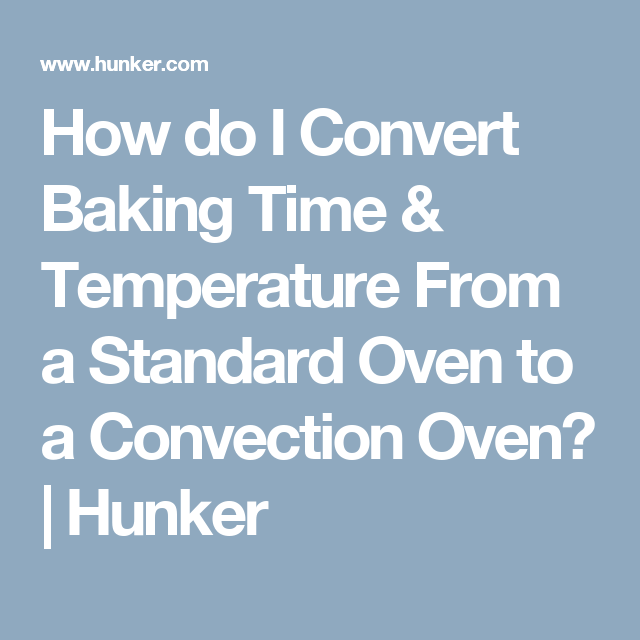 Microwave To Oven Time Converter: How To Convert Cooking Time By Appliance