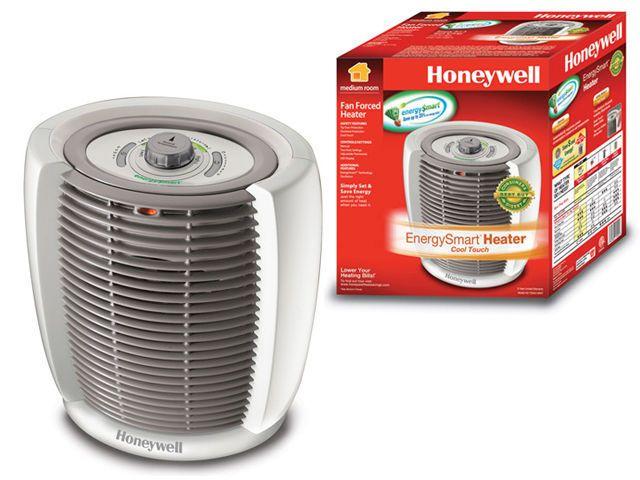 Honeywell Cool Touch Energysmart Heater Model Hz 7204u Honeywell Heater Cool Stuff