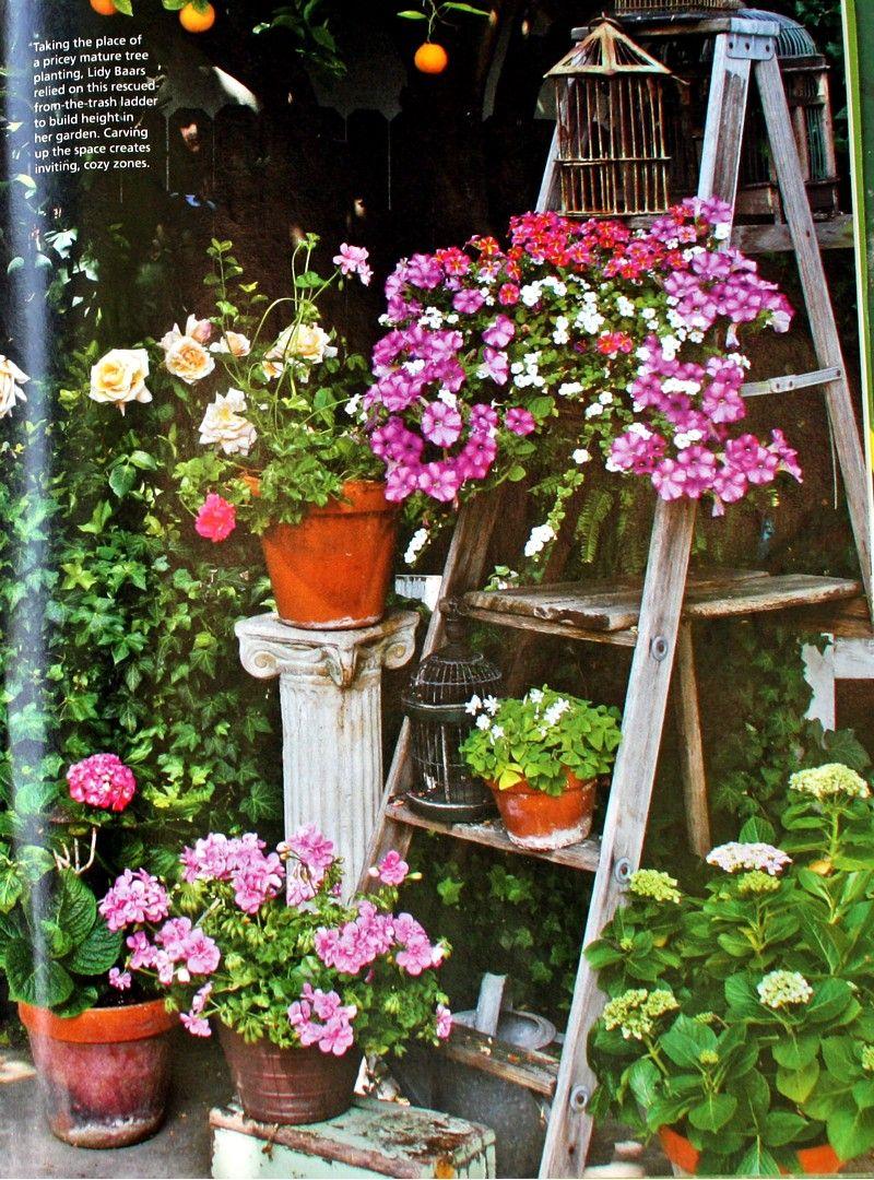 cottage style magazine garden feature garden flowers french rh pinterest com  hampton cottage and gardens magazine