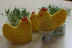 Selbstgemacht Statt Selbstgekauft Huhneierwärmer Ostern