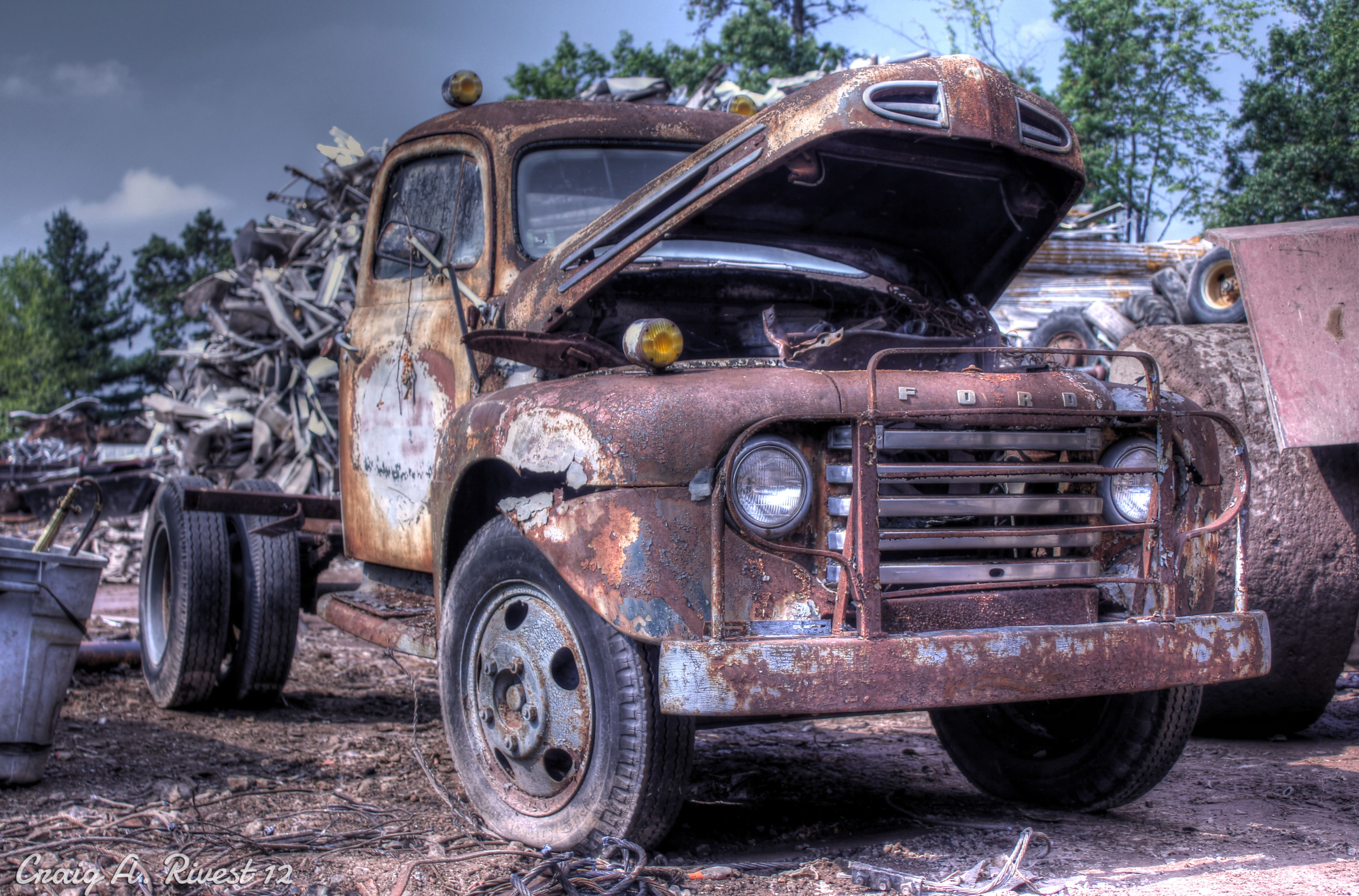 junk yard cars - Yahoo Canada Image Search Results | Rusty & Old ...