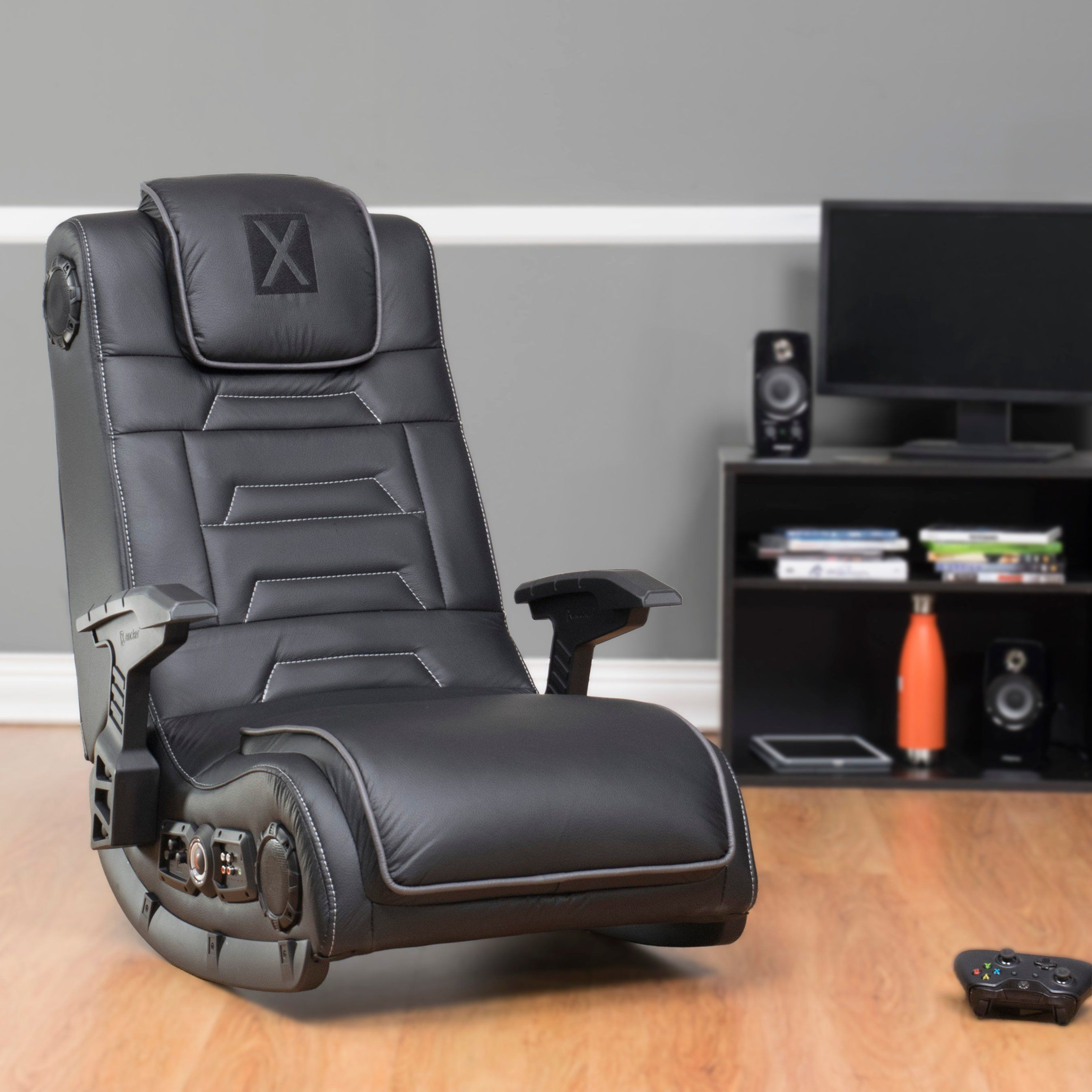 X Rocker Pro Series H3 Wireless 4 1 Audio With Vibration Gaming