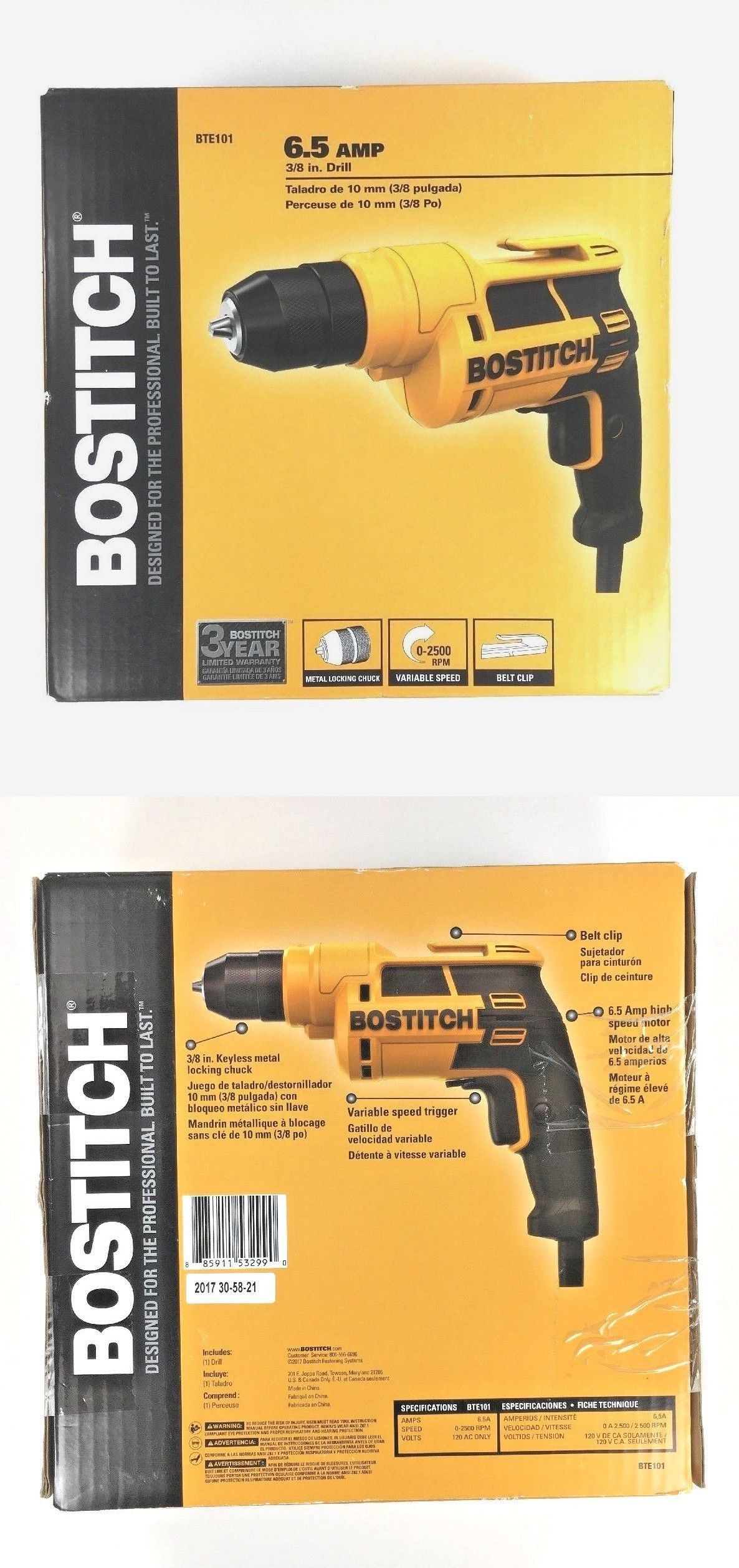 bostitch drill drill only