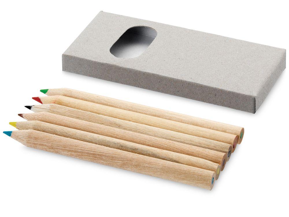 """Набор карандашей """"Набросок"""" Набор включает в себя 6 ..."""