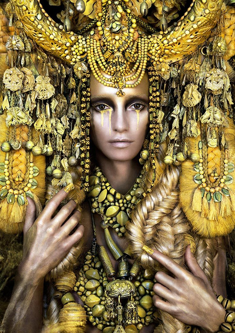 Kirsty Mitchell wild thing