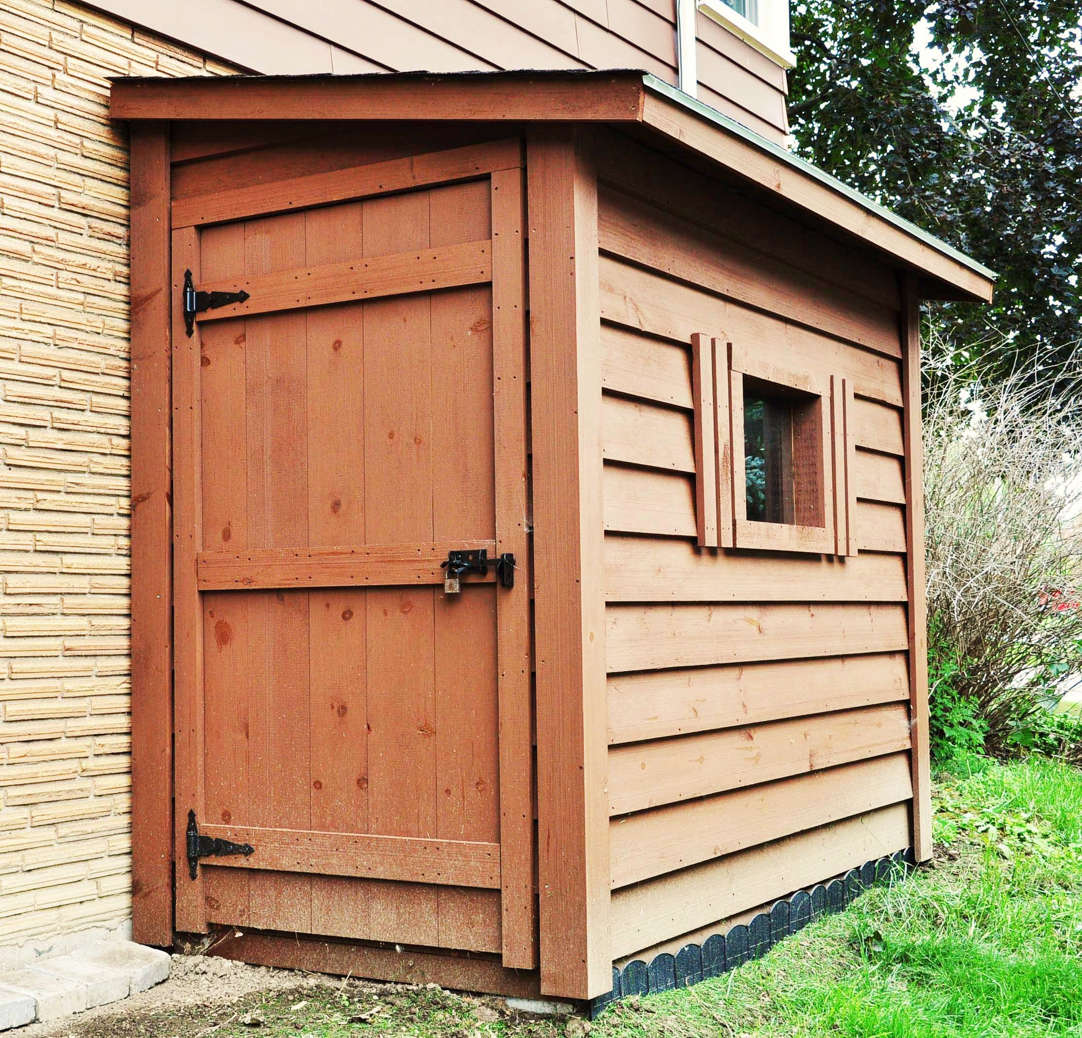 doors additional roll your shed suncast storage luxury for home up sheds depot foundations with elegant