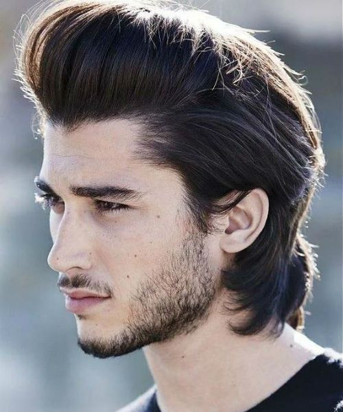 17 Of The Hottest Hairstyles 2020 For Boys And Men To Look Stylish This Year Messy Hairstyle Hot Hair Styles Boy Hairstyles Long Hair Styles