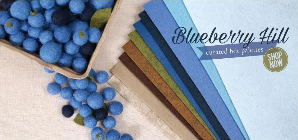 Benzie Design Online Wool Felt Shop In Downtown Plainfield Wool