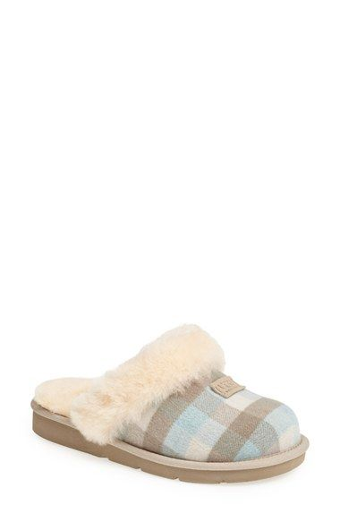 4c349f83813 Free shipping and returns on UGG® Australia 'Cozy' Flannel Slipper ...