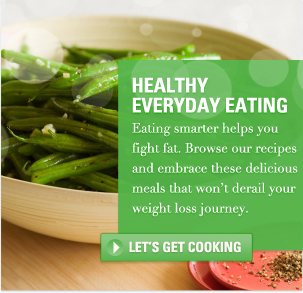 The holidays may be over, but the journey to fight fat is not! It's not too late to sign up for tips, recipes and support to assist you in your weight loss journey. Sign up now at http://www.letsfightfat.com