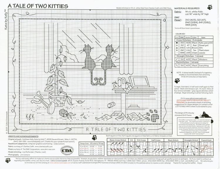 tale of 2 kitties