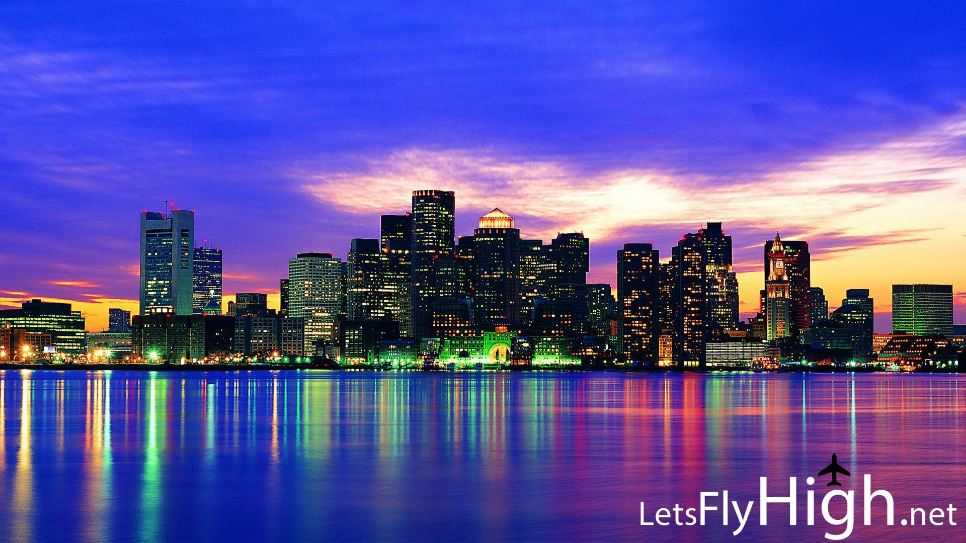 Pin By Letsflyhigh Budget Travel C On Traveling On A Budget Travel Guides Photography Boston Skyline Boston Wallpaper Miami Skyline