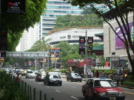 Singapore-Orchard Road