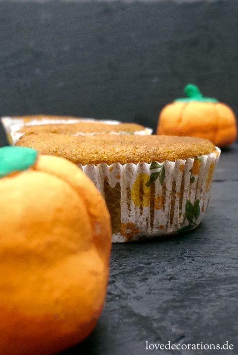 #Kürbiswoche: Leckere Kürbis-Muffins // #Pumkinweek: Pumkin-Muffins