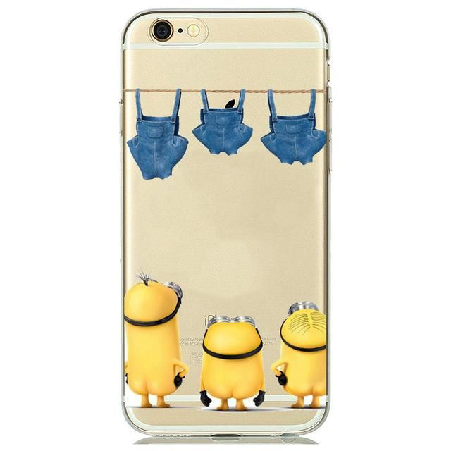 coque iphone 8 minion