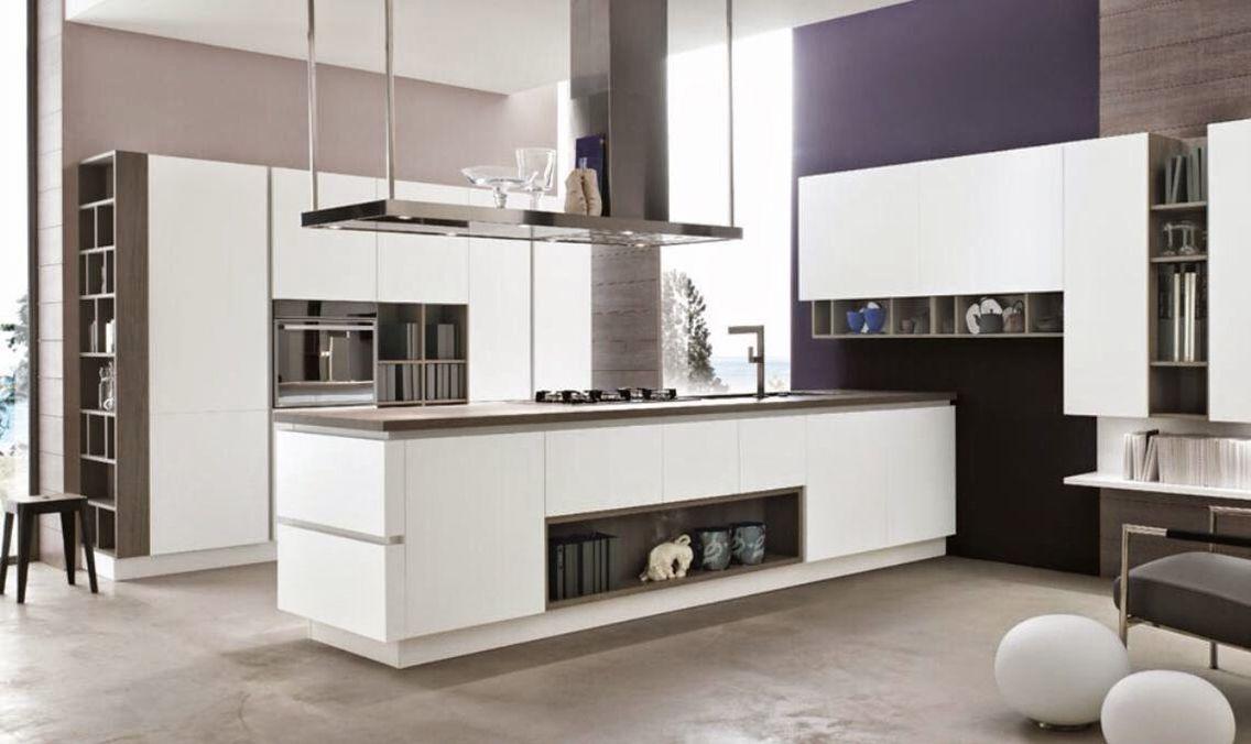 Espectacular isla aprovecha las ofertas de cocinas en - Interiores cocinas modernas ...