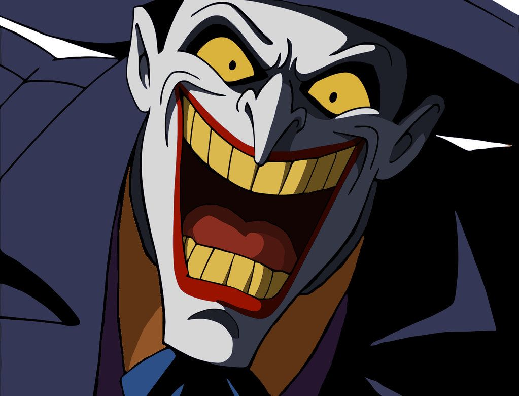 The Joker Batman Mask Of The Phantasm By Tanimationlb With