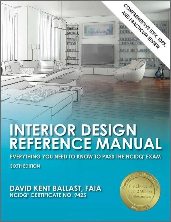interior design reference manual 6th edition brand new current rh pinterest com interior design reference manual audiobook interior design reference manual 6th edition