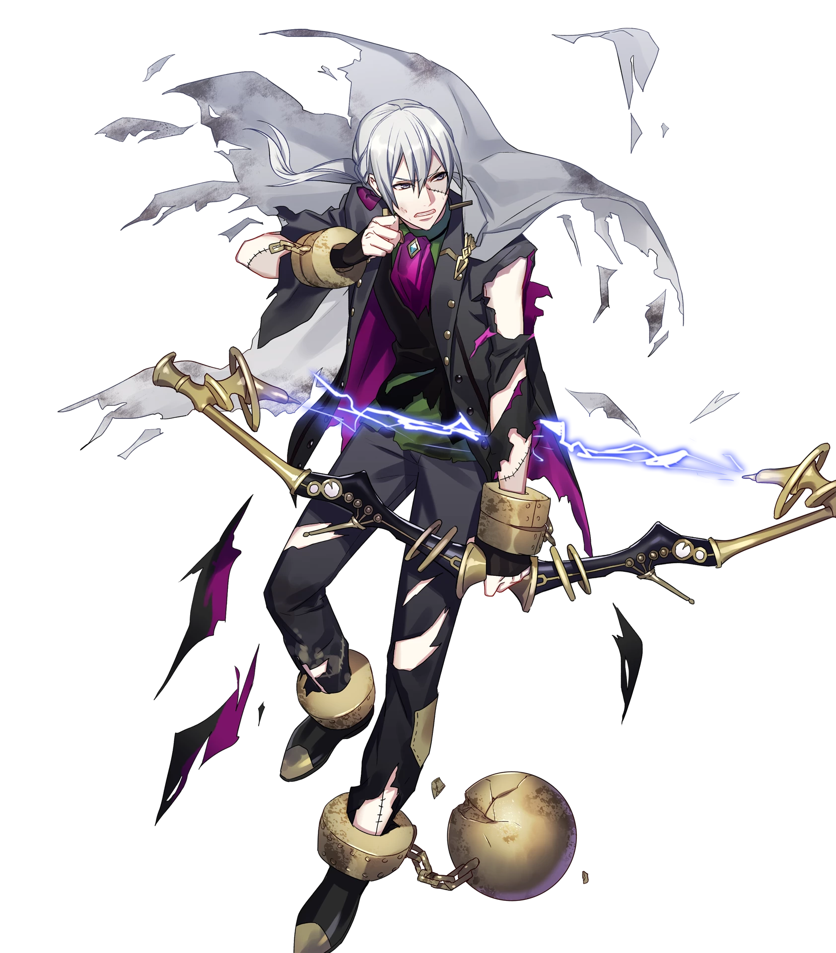 Full Injured Jakob Trick Or Defeat Png Png Image 1684 1920 Pixels Scaled 49 Fire Emblem Characters Anime Arms Fire Emblem Heroes