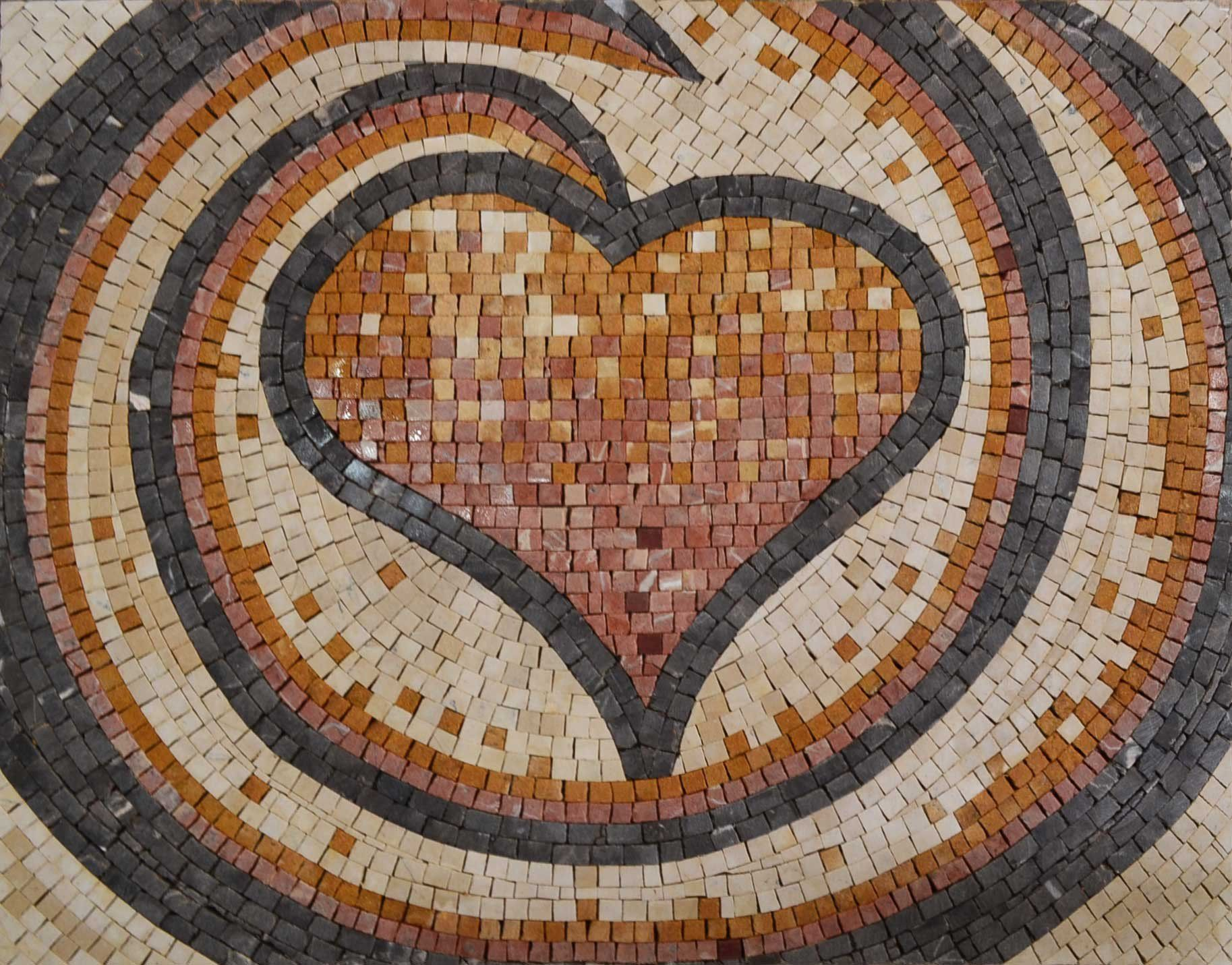 Geometric Pattern Mosaic Marble   Mosaics, Marbles and Patterns