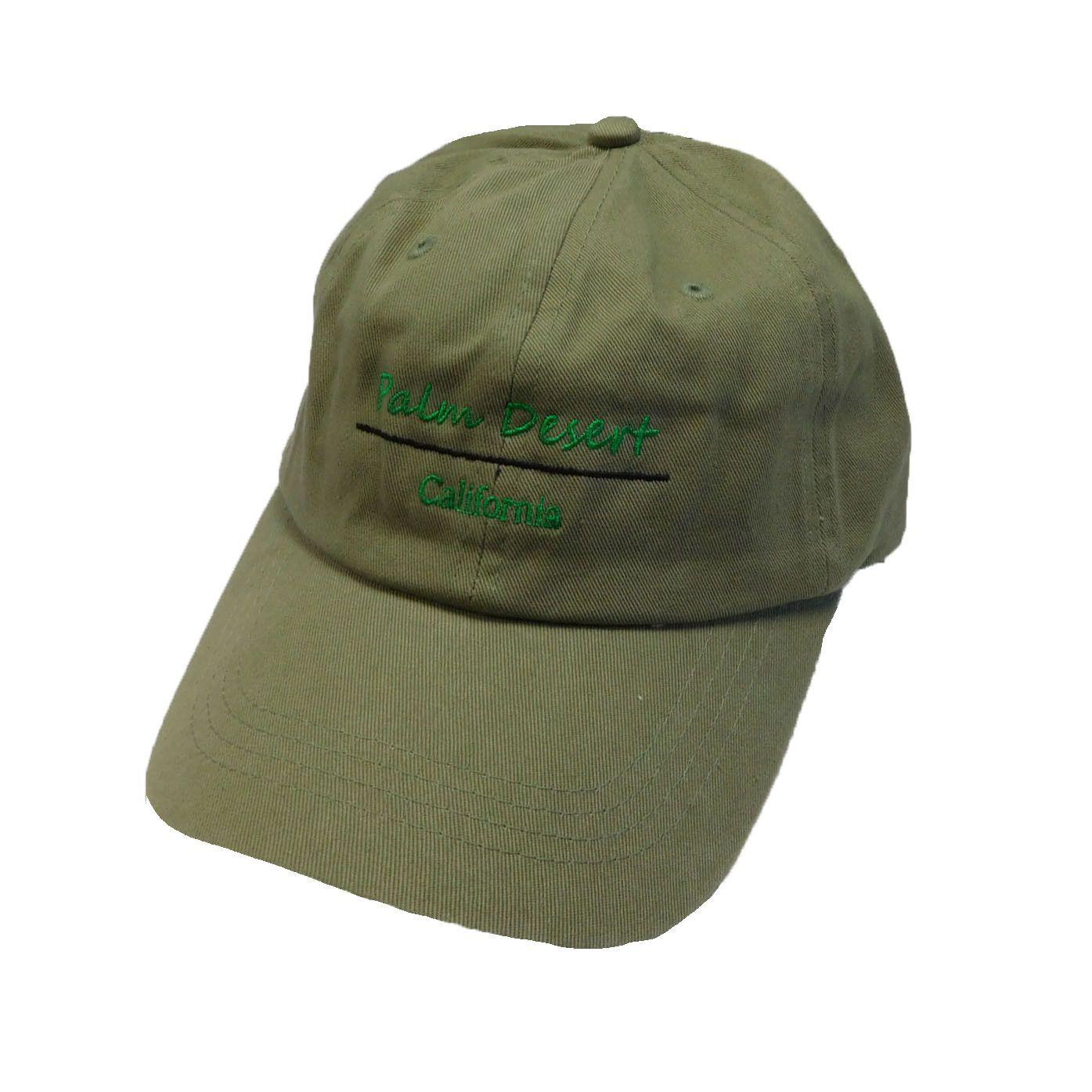 69d960ab08f Twill Baseball Cap - Olive