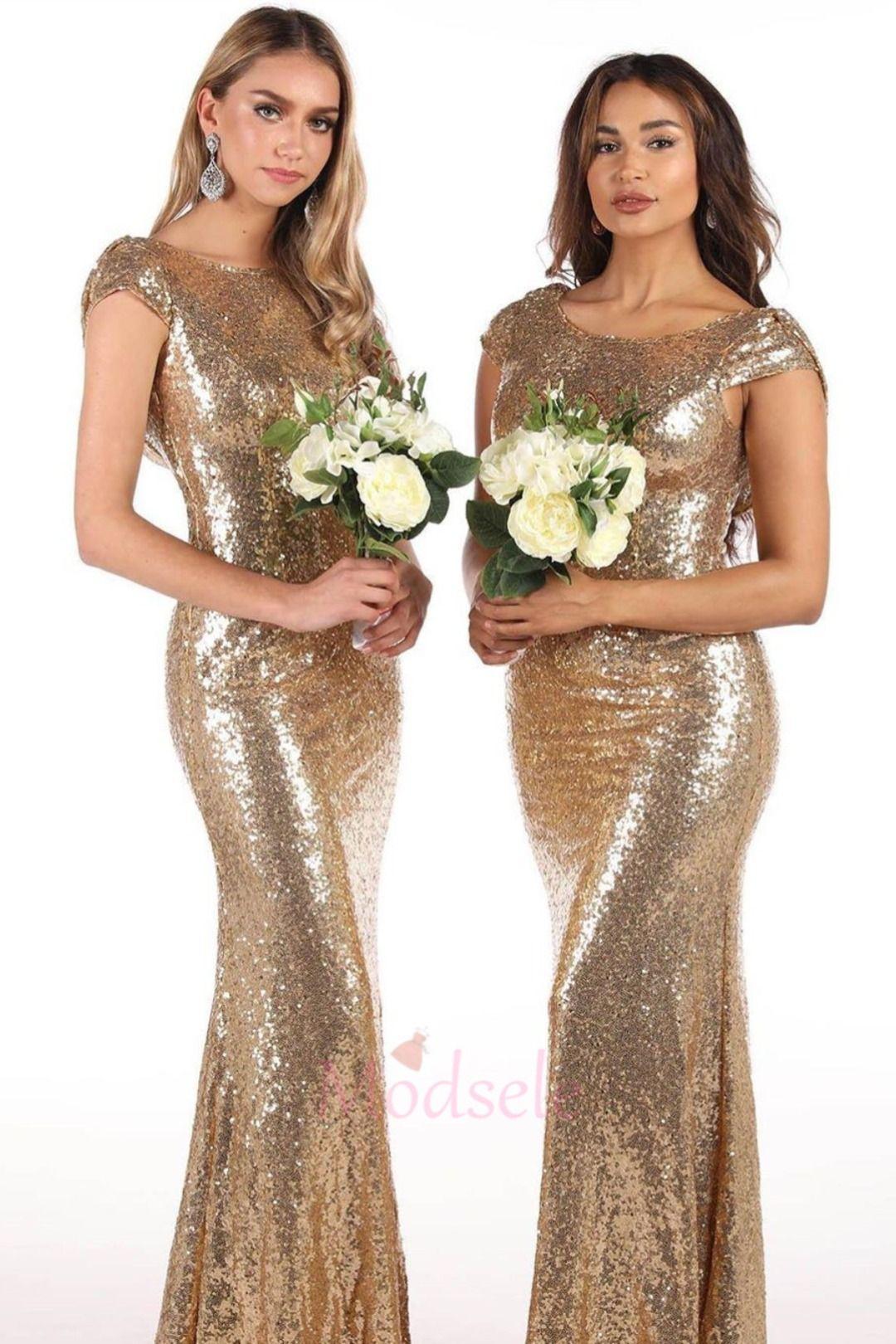 Top 10 Popular Champagne Bridesmaid Dresses Champagne Bridesmaid Dresses Senior Prom Dresses Mermaid Long Bridesmaid Dresses [ 1620 x 1080 Pixel ]