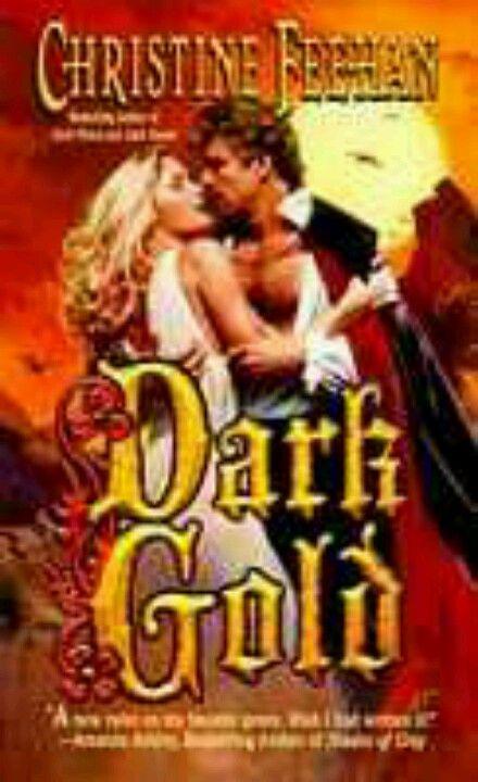 Dark Gold - Christine Feehan ** | Authors and Books I like
