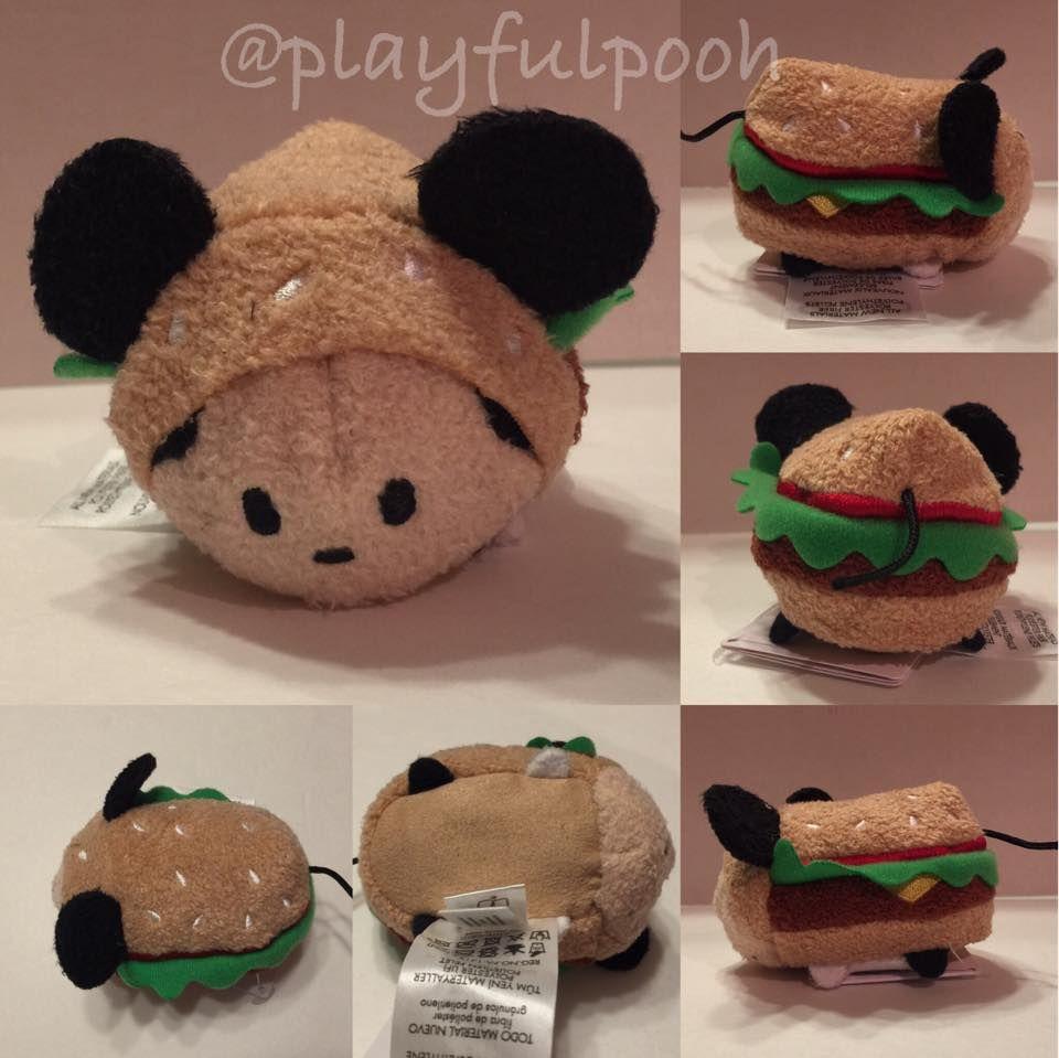 53947f7e6a6 Hamburger Mickey tsum tsum released at Target