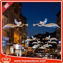 Christmas LED street motif decoration lighting