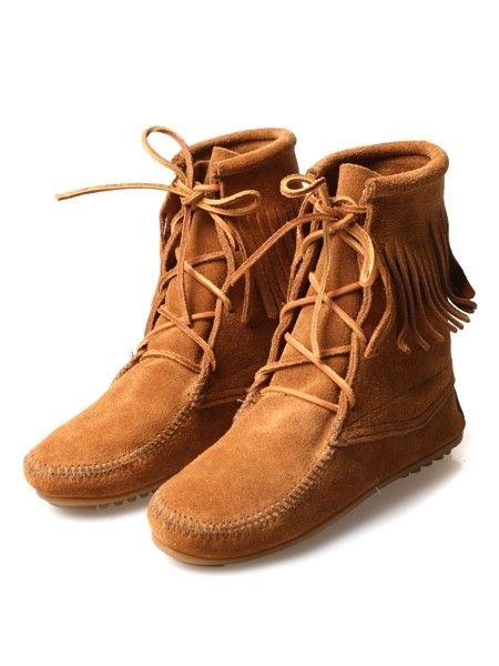 Minnetonka Tramper Ankle Hi Boot Boots Shoes Winter Boot