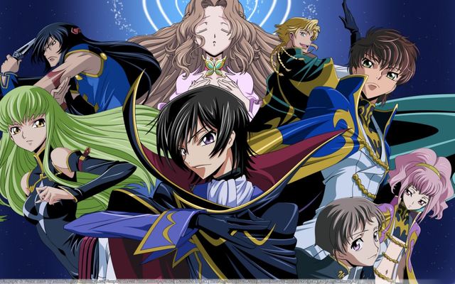 Kod gias.png Mind game anime, Code geass, Best anime on