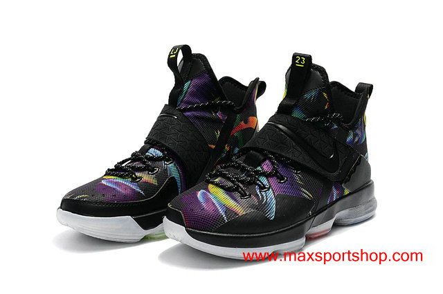 956d303991f4 Nike LeBron 14 Limited Edition South Coast Basketball Shoes For Men ...