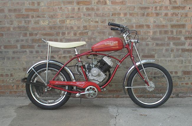 Whizzer Wasp 1960 39 S 20 Wasp Prototype Bikes Pedal And