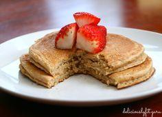 Juice Plus Vanilla Complete Cinnamon Oat Pancakes