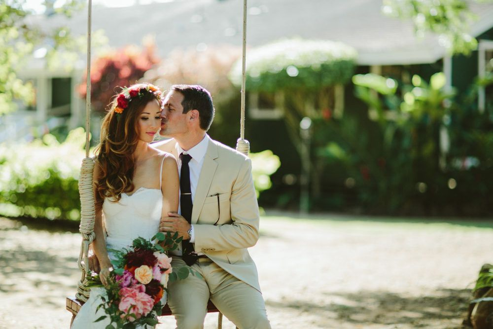 Loulu Palm North S Hawaii Wedding By Tupou Photography
