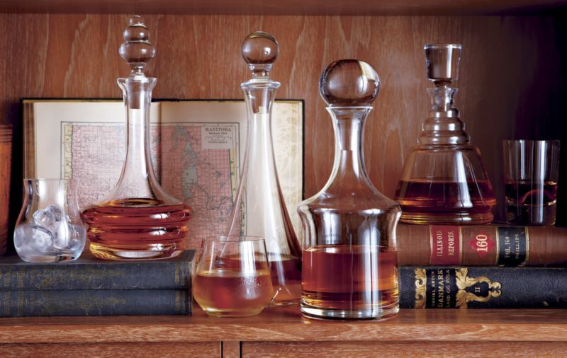 Canada glencairn whiskey glass reviews crate and