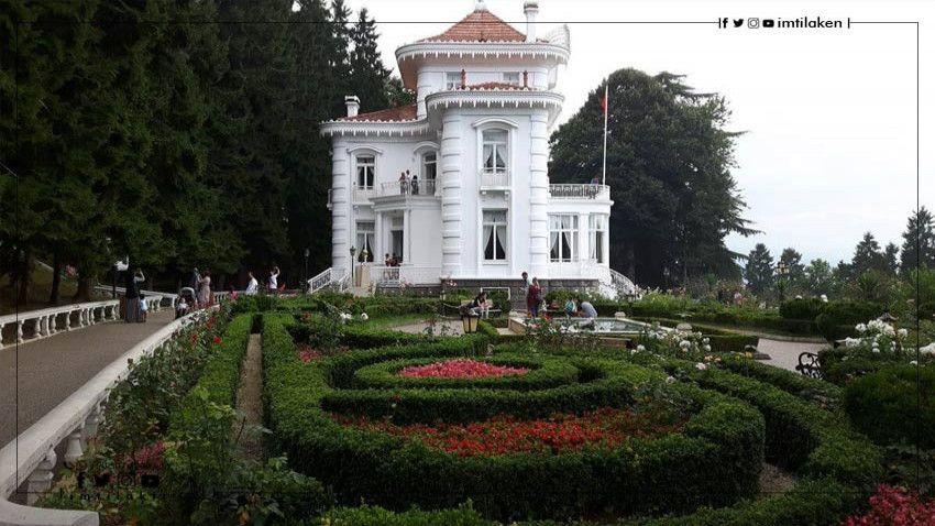 مميزات الاستثمار في طرابزون تركيا House Styles Trabzon Mansions