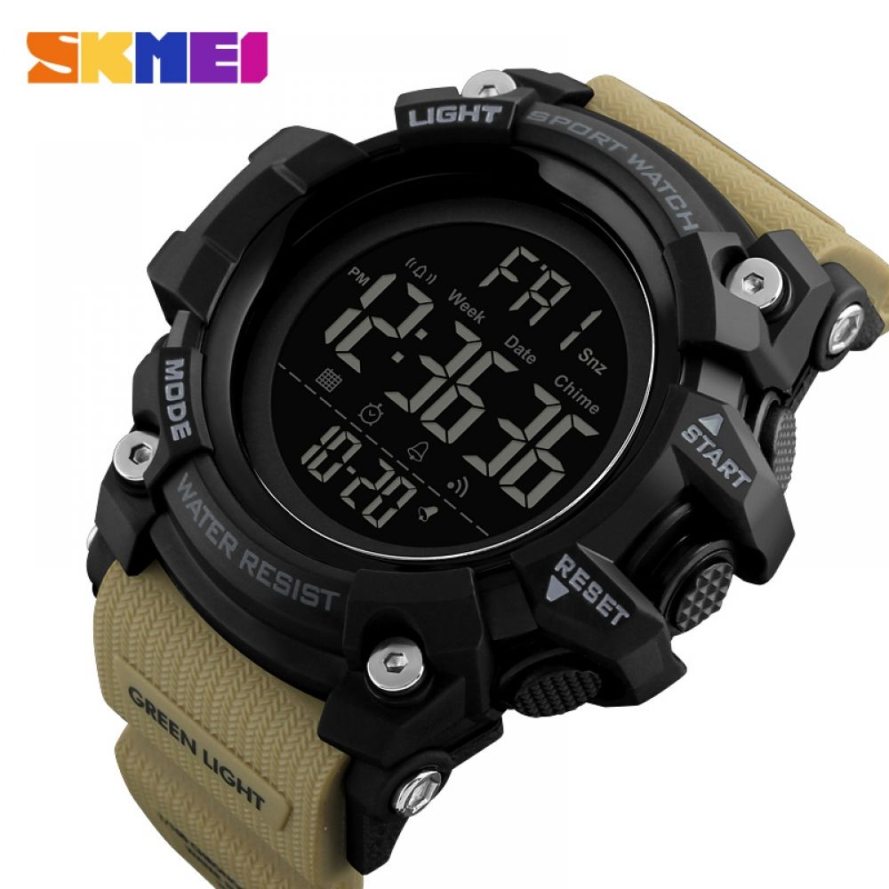 Men S Dual Time Sports Watch Cosdrop Mens Sport Watches Mens Watches Waterproof Cool Watches