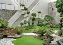 Small Japanese Garden Design Ideas #smalljapanesegarden