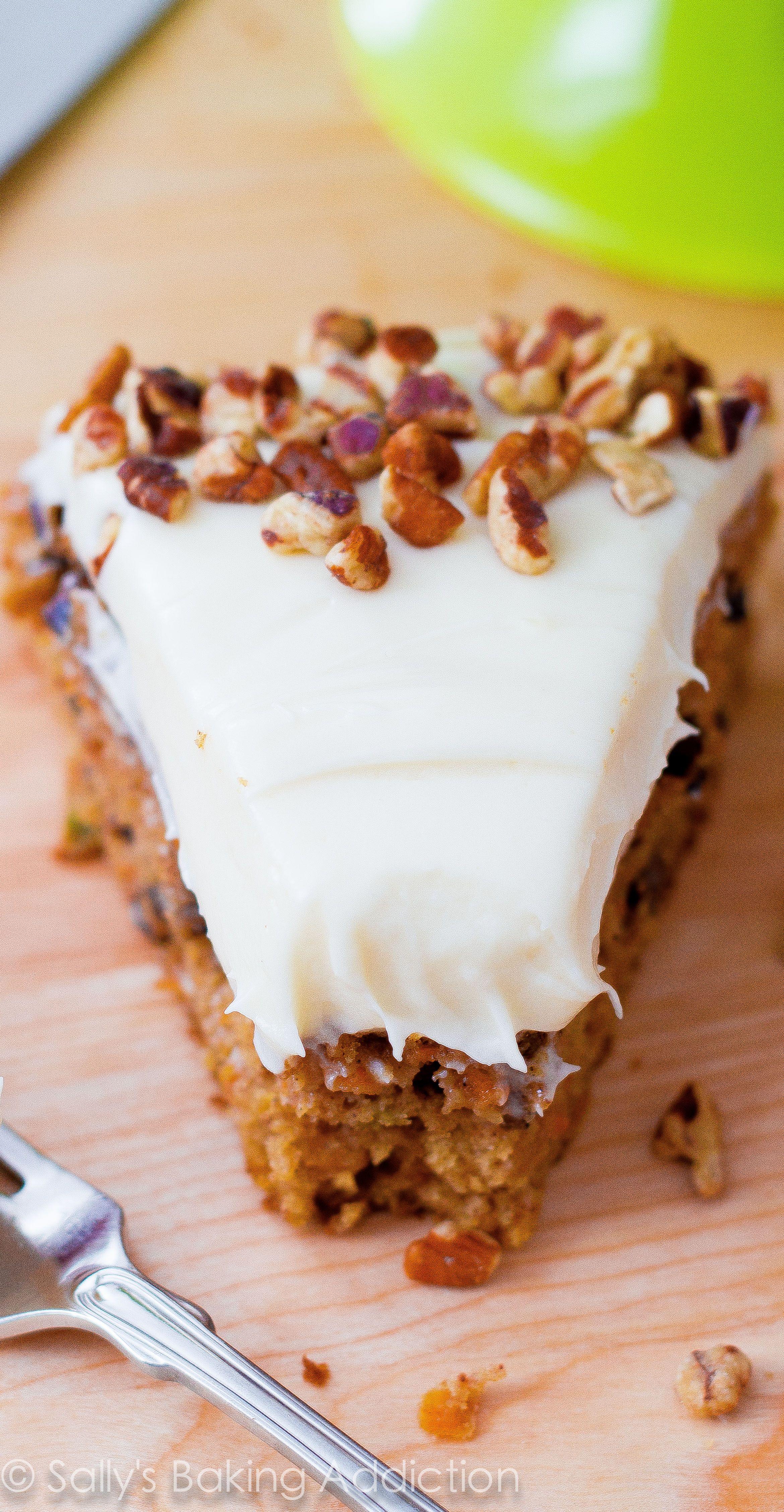Best Carrot Cake Cream Cheese Icing Recipe