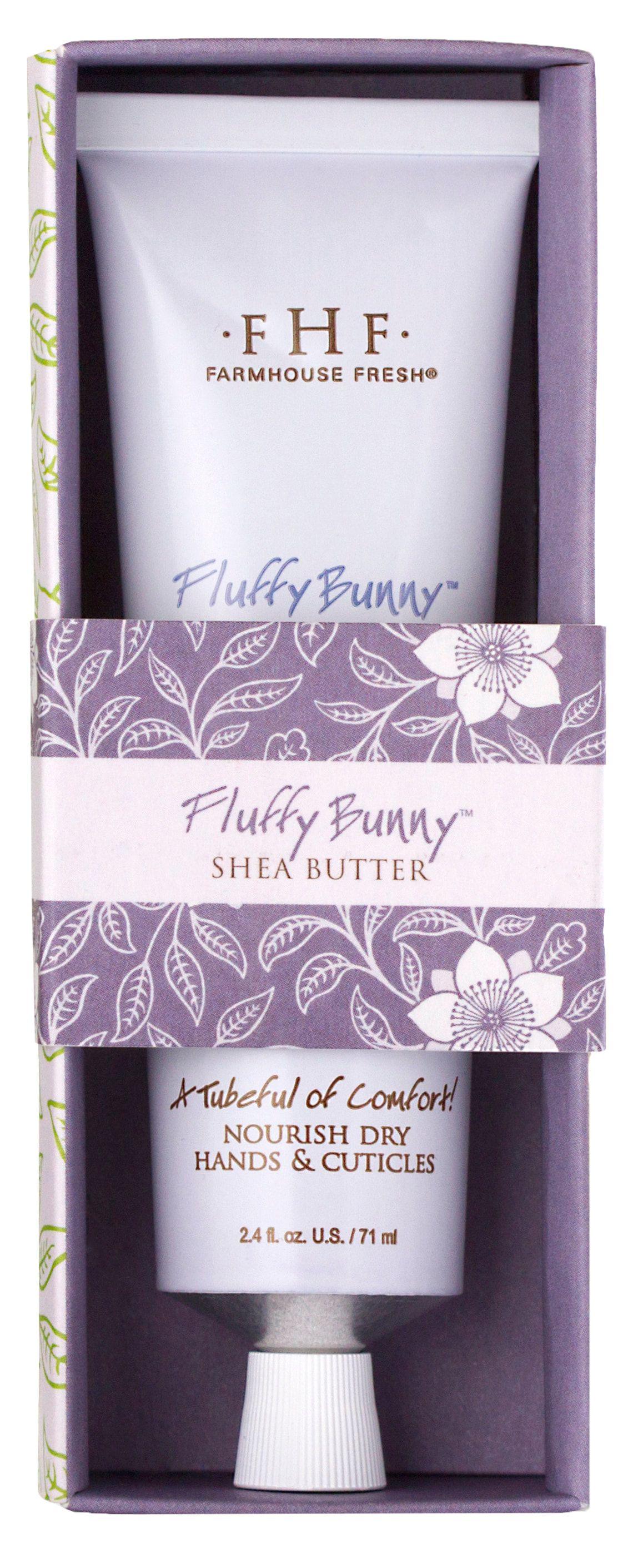 Fluffy Bunny® Shea Butter Hand Cream in 2020 Shea butter