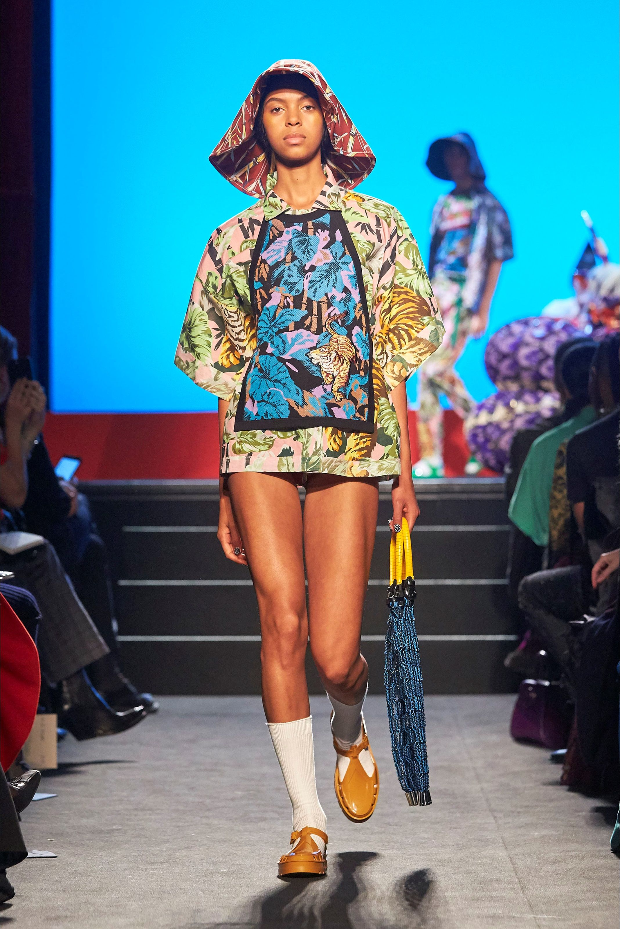 83d8efe25 Kenzo La Collection Memento Spring Summer 2018 Ready-To-Wearcollection