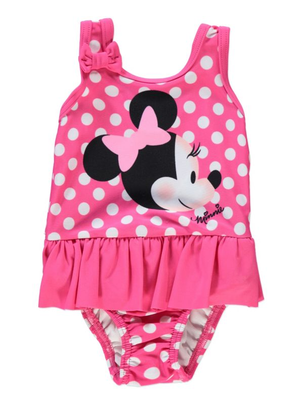 Minnie Mouse baby Swimming Costume £5 ASDA  sc 1 st  Pinterest & Minnie Mouse baby Swimming Costume £5 ASDA | Baby stuff! | Pinterest ...