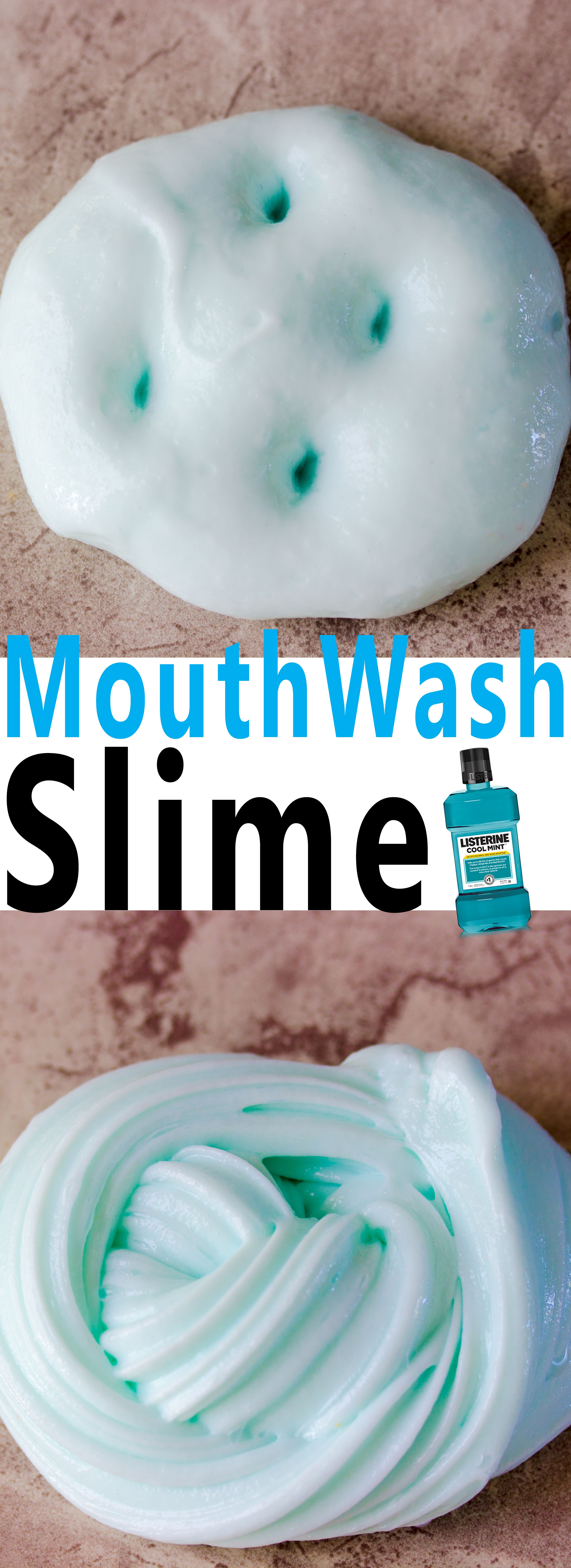 Simple mouthwash slime diy is simple to make and only requires a few simple mouthwash slime diy is simple to make and only requires a few simple ingredients smells just like mint and is super jiggly ccuart Images