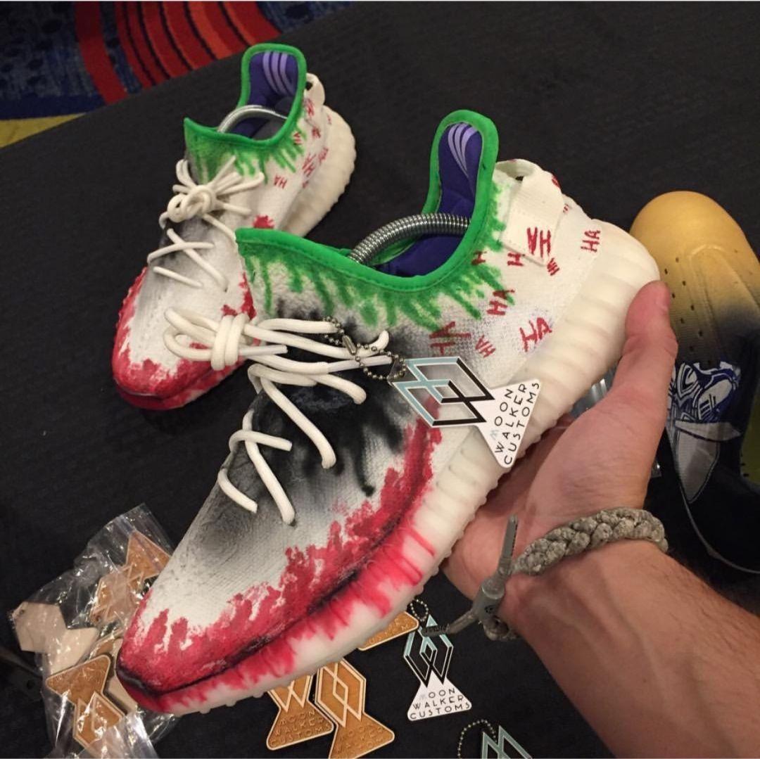Shoes Joker Lary Over el guason 39c96dbb9