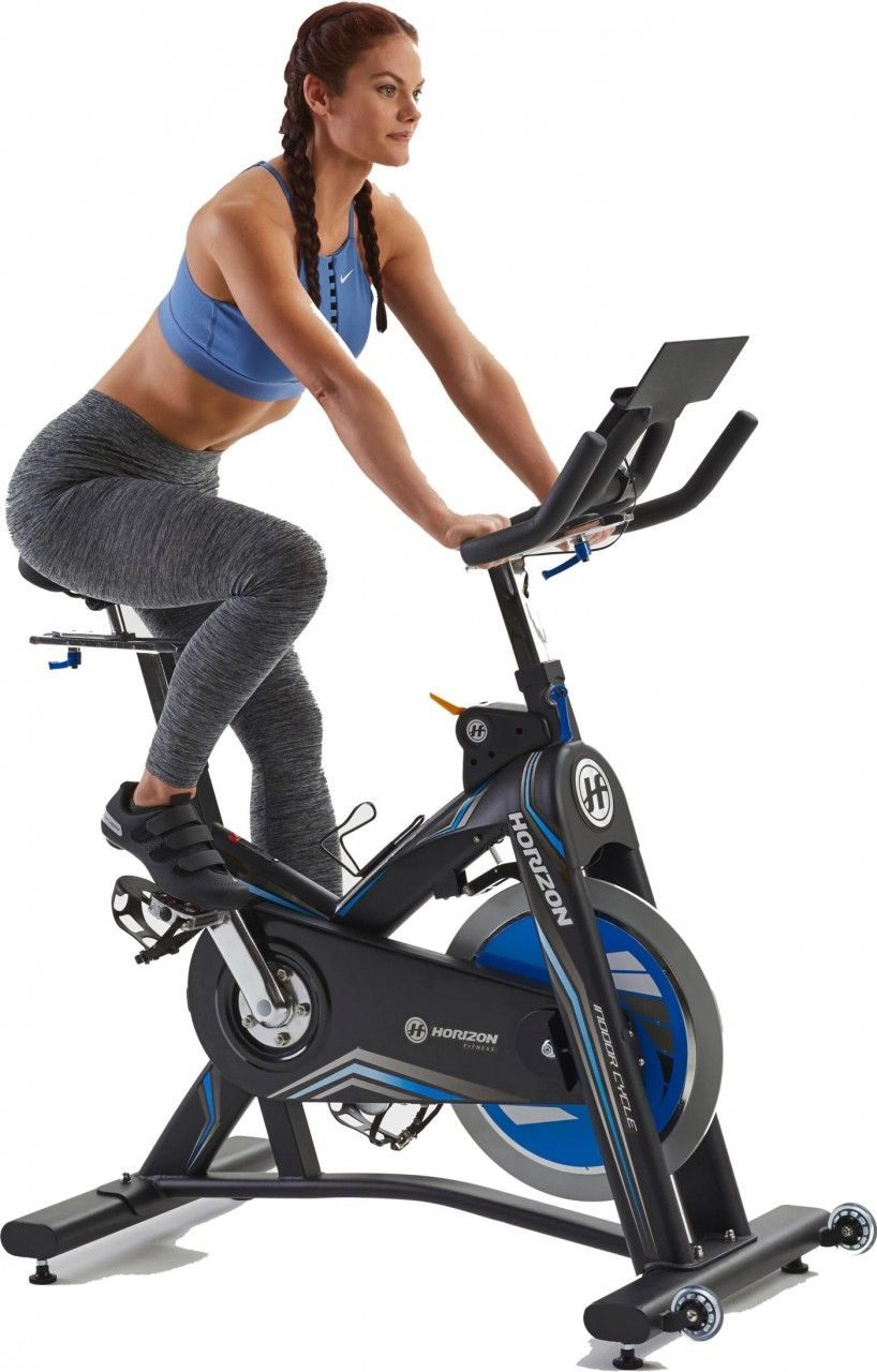 Gambar Horizon Ic7 9 Indoor Cycle Bike Oleh Reifitness Di 2020